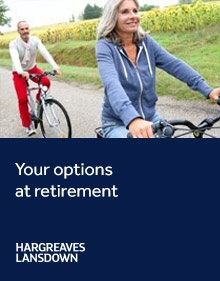 Options at retirement guide